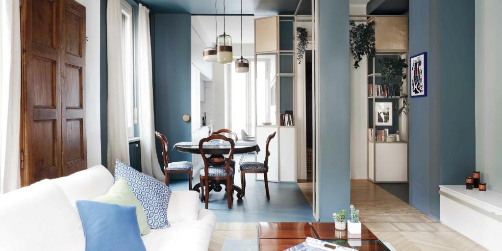 Nuovo layout in 95 mq la casa di famiglia ristrutturata for Progetto casa ristrutturazione