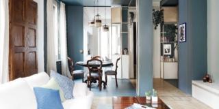 Nuovo layout in 95 mq: la casa di famiglia ristrutturata