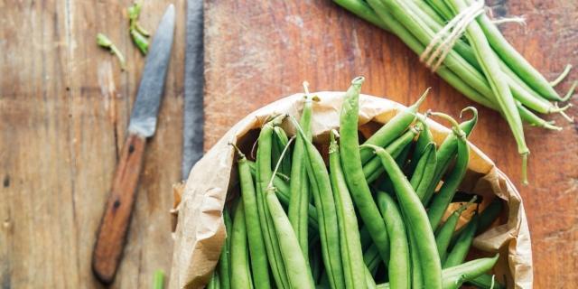 I fagiolini sono maturi: dall'orto al piatto con leggerezza