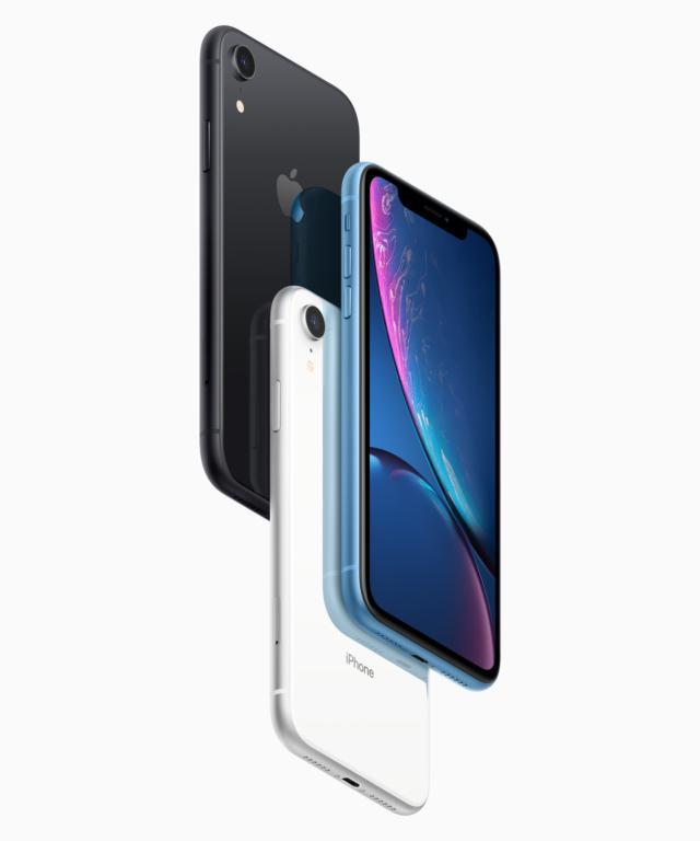 Apple iPhoneXR - Smartphone 2019