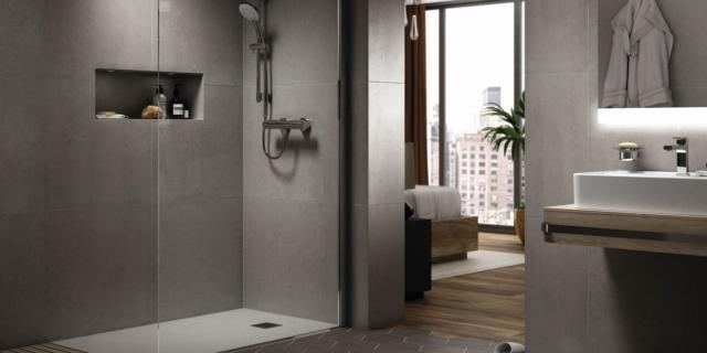 Piatti doccia su misura, personalizzabili