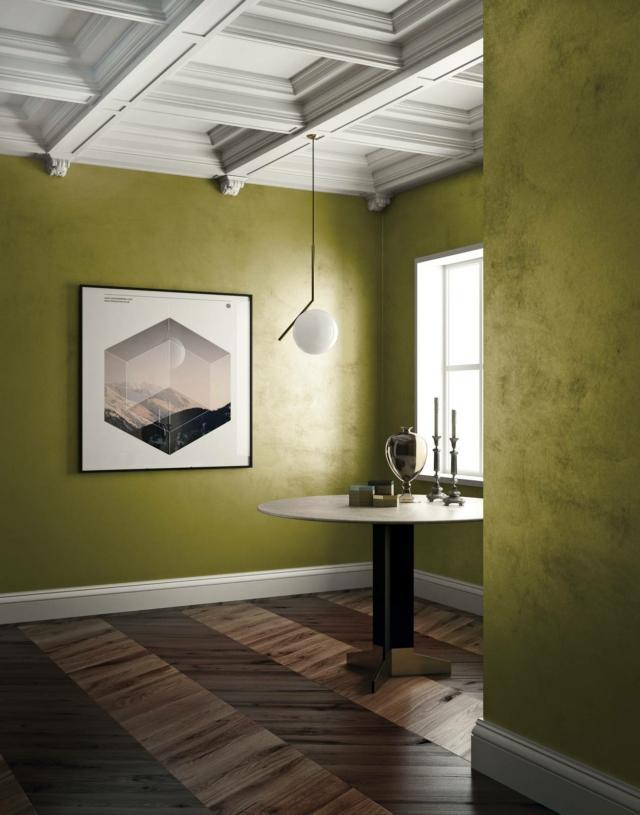 spugnatura finitura decorativa per interni a effetto metallico EASY_ART di San Marco
