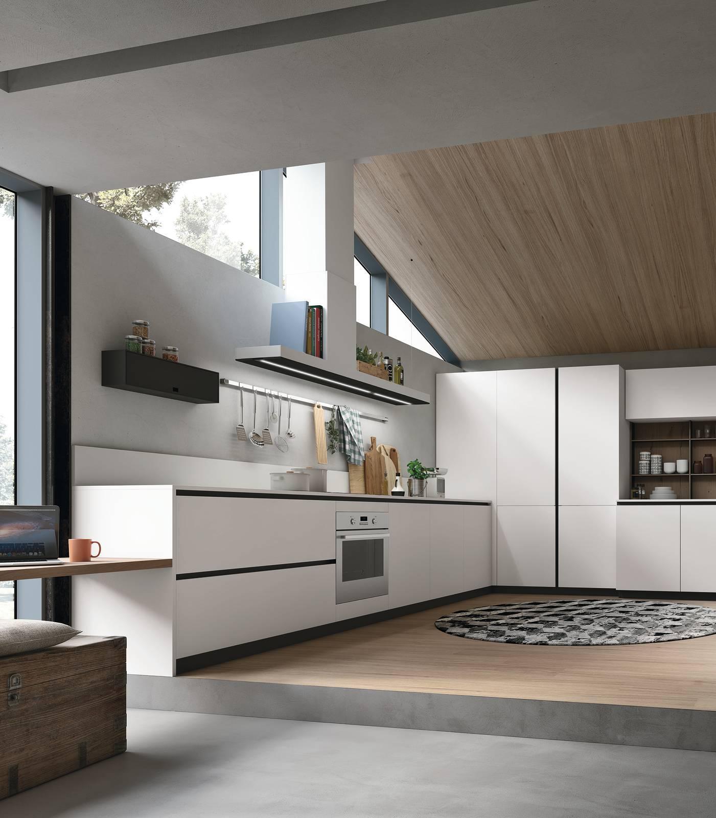 Cucina Moderna Bianca Laccata cucine bianche, best seller di lunga durata. foto modelli