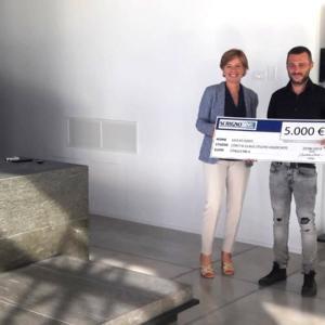 Arch. Giulio Conti dello Studio Associato Conti & Claus., vincitore primo premio