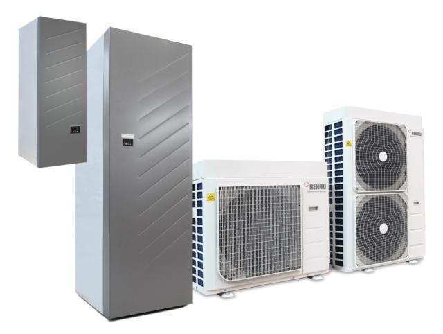 Disponibili in 7 modelli con potenze da 6kW a 16kW, le pompe di calore splittate reversibili Easy Pump di REHAU sono predisposte per la produzione di riscaldamento, raffrescamento ed acqua calda sanitaria, ed offrono rese sempre elevate e consumi ridotti, assicurando la massima efficienza grazie a evoluti sistemi di gestione e controllo.