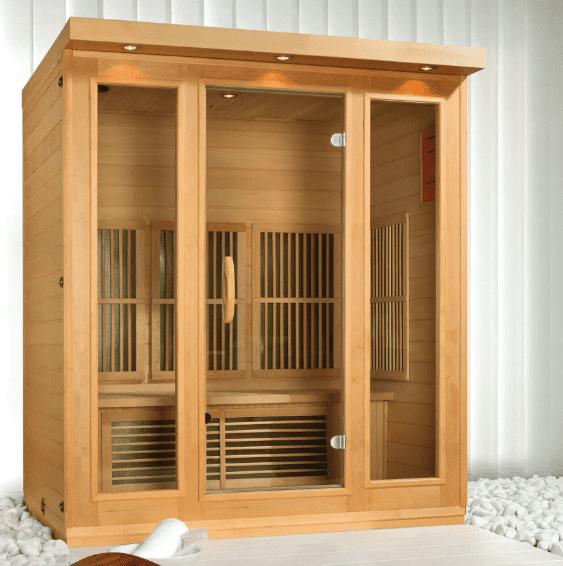 sauna SIR 504 di Leroy Merlin