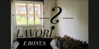lavori e bonus
