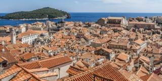 Tetti città dall'alto, domanda e risposta sull'IMU