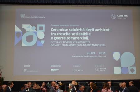 L Angolo Della Ceramica.Sostenibilita Salubrita E Competitivita Della Ceramica