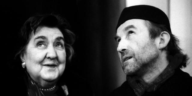 Alda Merini e Alberto Casiraghy. Storia di un'amicizia