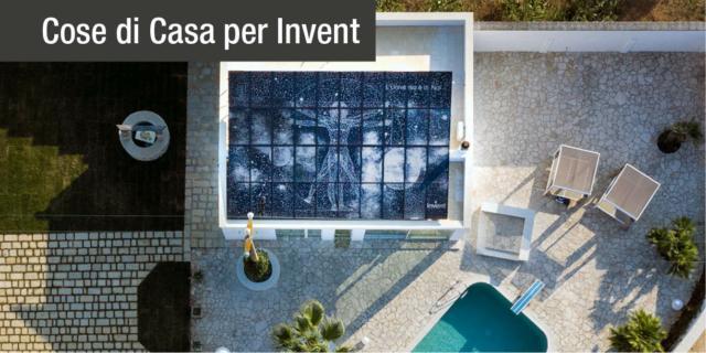 Tecnologia & arte: il fotovoltaico di design nel nome di Leonardo