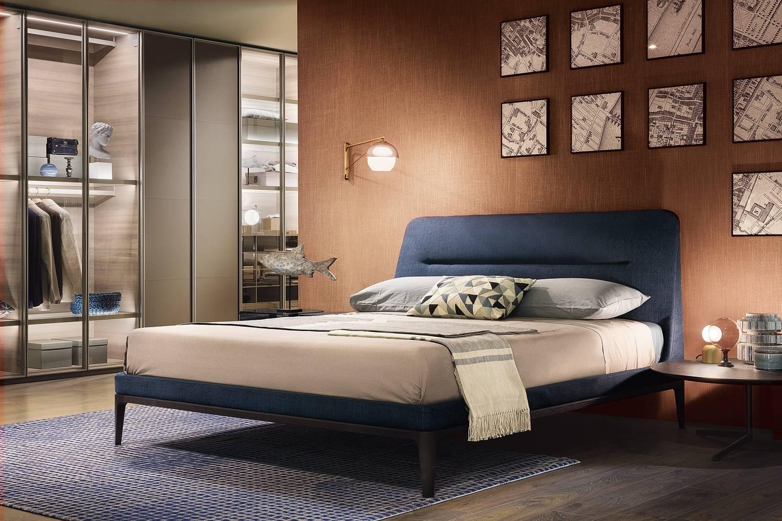 Parete Dietro Letto Idee la parete dietro il letto: come trasformarla - cose di casa