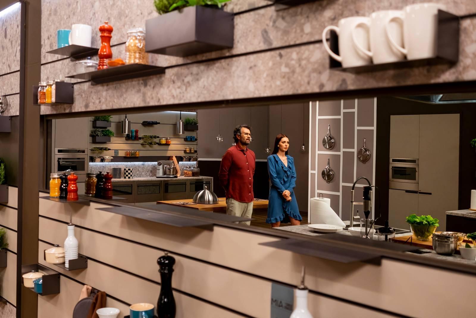 """Programma Tv Ristrutturazione Casa nella """"sua"""" cucina scavolini, cracco protagonista di un"""