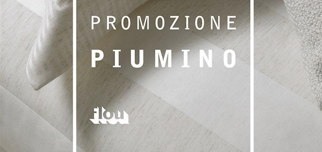 Acquisti il letto e ricevi un piumino 4 stagioni: la promozione di Flou