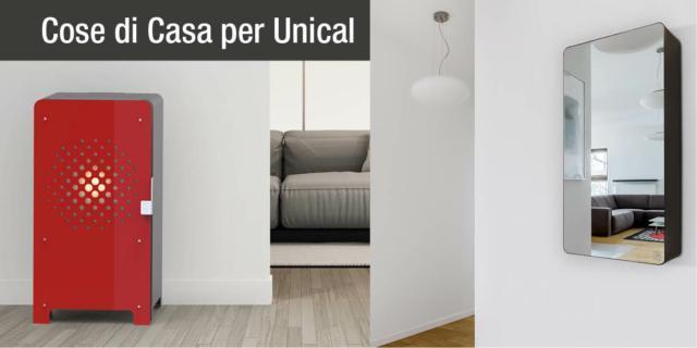 """Unical: il design che """"mimetizza"""" la tecnologia"""
