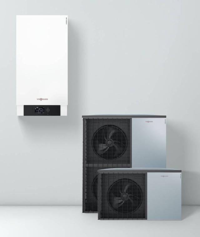 Viessmann-pompa di calore Vitocal 200-S