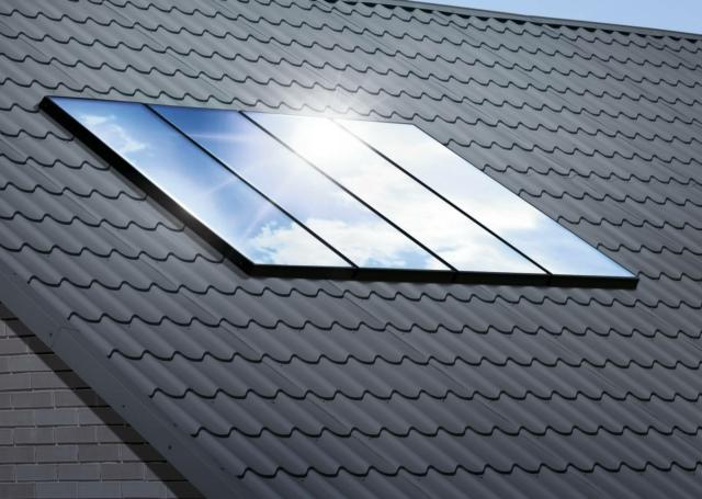 Viessmann-pubbli settembre 2019 pompe di calore-pannello solare Vitosol 200-FM