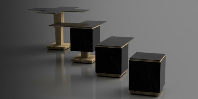 A Claudio Vicari il premio del concorso di design No Code Generation