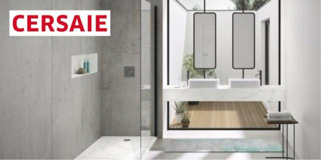 Cersaie 2019: le nuove docce
