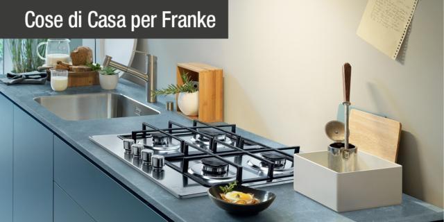 Nuovi piani cottura Maris e Smart: funzionalità 2.0 per la cucina