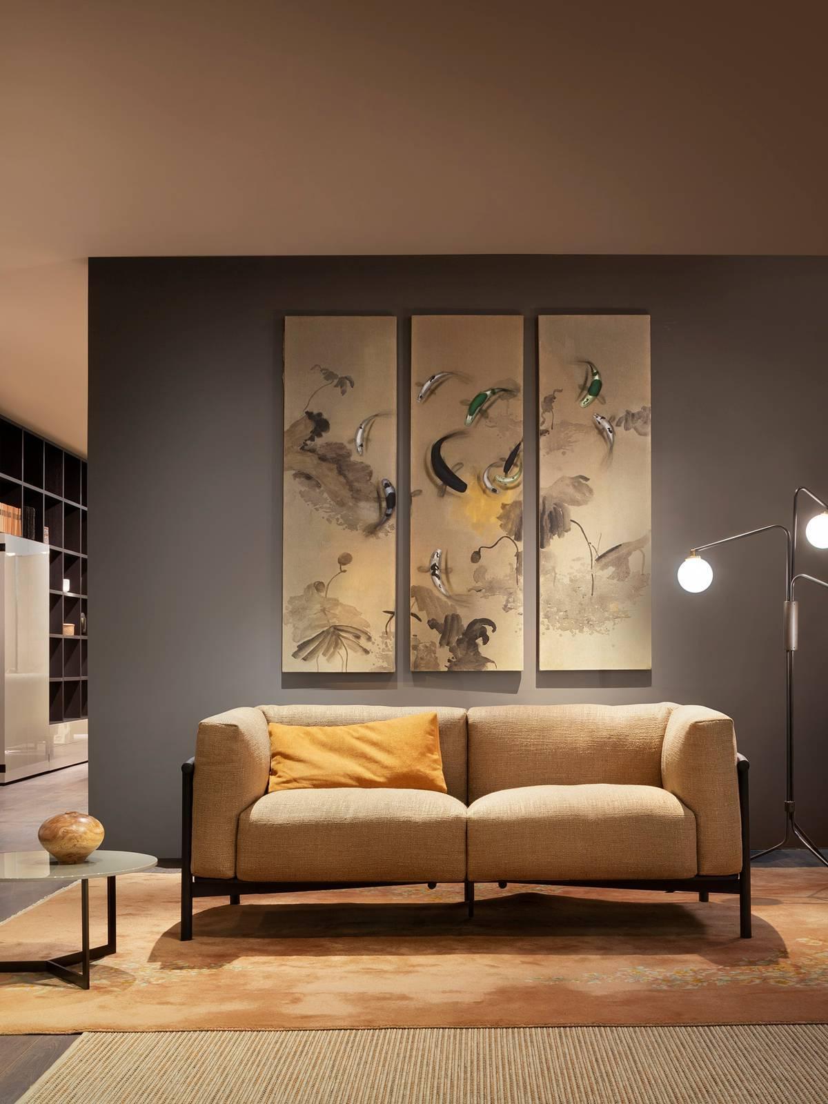 Casa in stile moderno mix tra design contemporaneo e anni for Casa stile contemporaneo