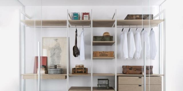 Come Organizzare Un Guardaroba.Come Organizzare L Armadio Cose Di Casa