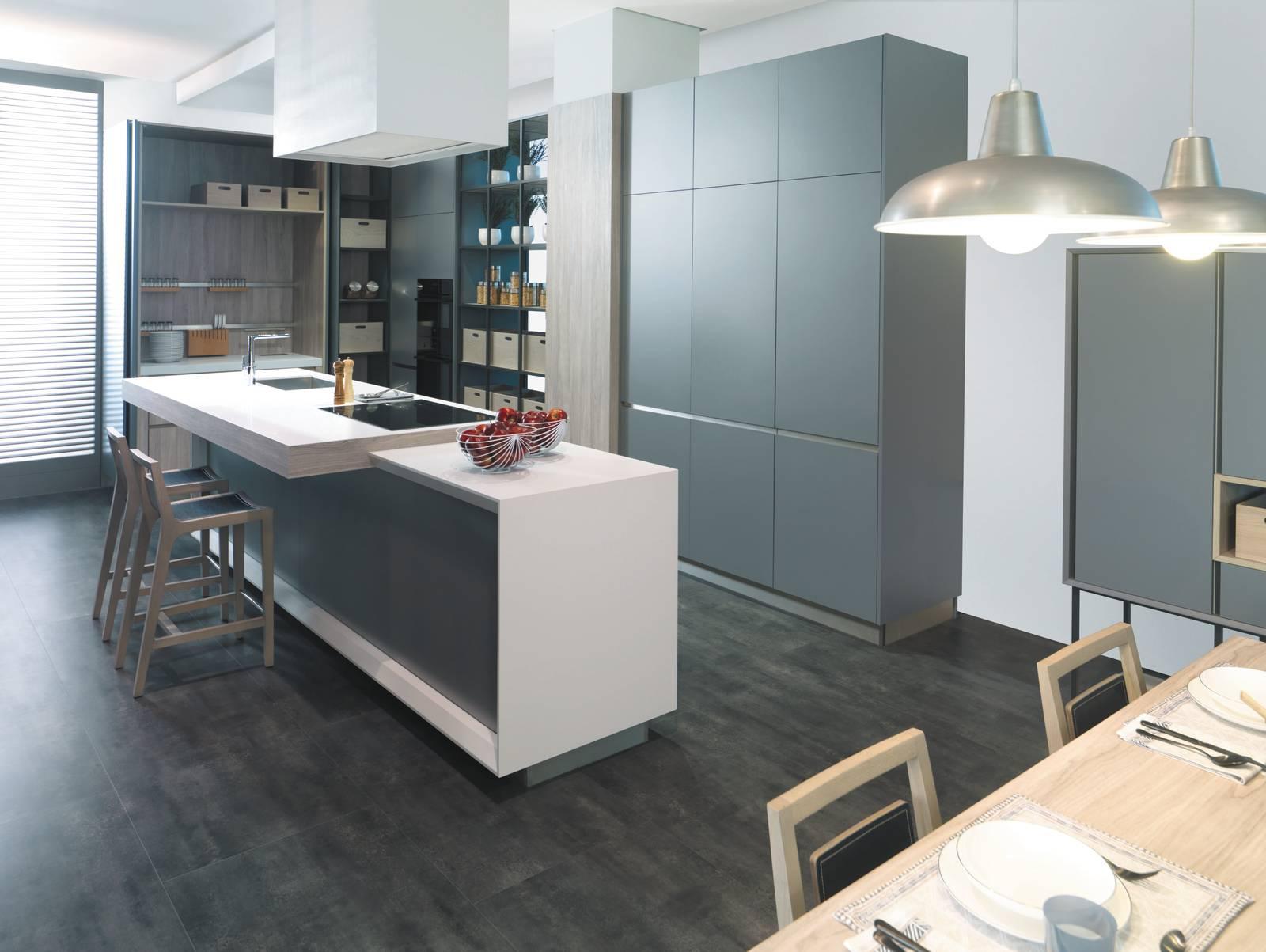 Cucine grigie, anche in versione classica - Cose di Casa