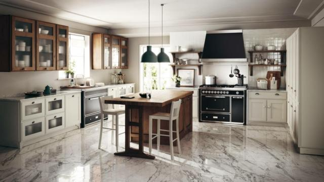 cucina scavolini Favilla casa in stile classico