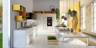 Cucine angolari per sfruttare bene lo spazio e per un buon risultato estetico