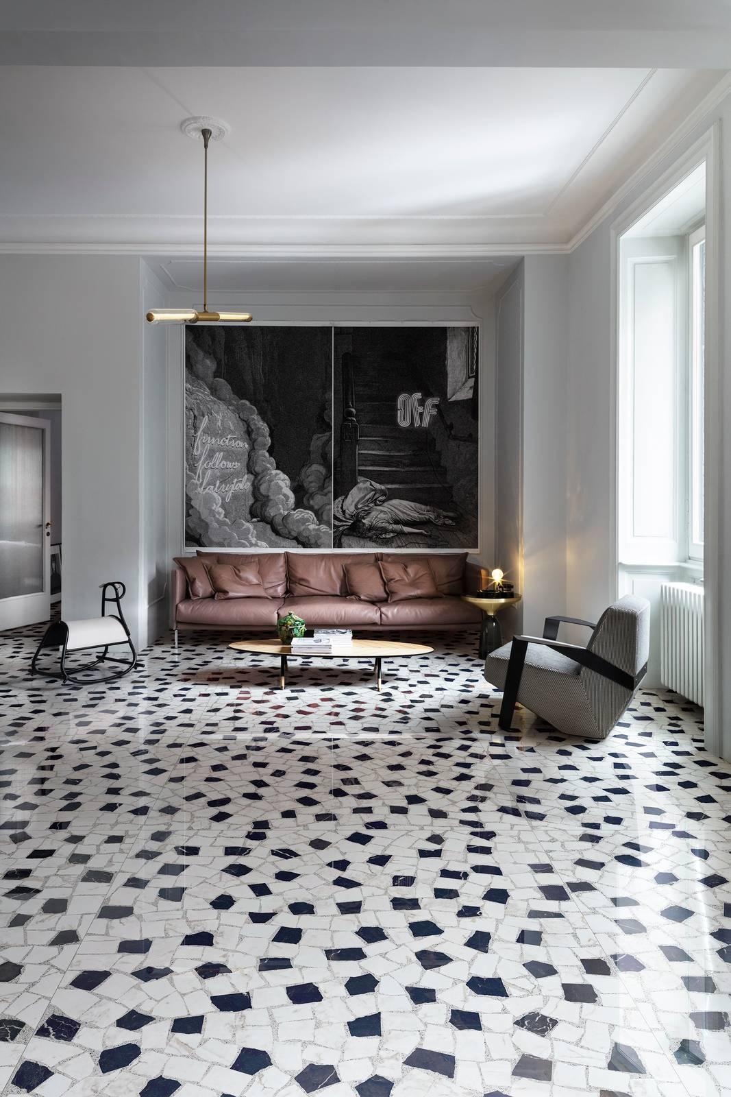 Pavimenti In Ardesia Pro E Contro rivestimenti decorativi di tendenza: le piastrelle di