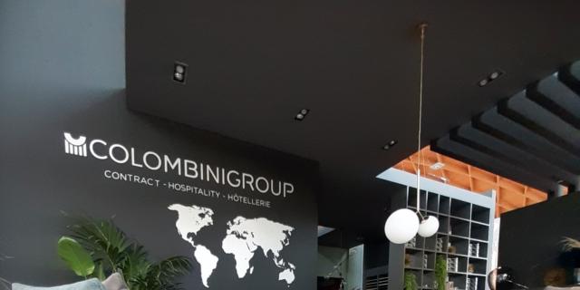 Colombini Group per la prima volta al Salone Internazionale dell'Accoglienza