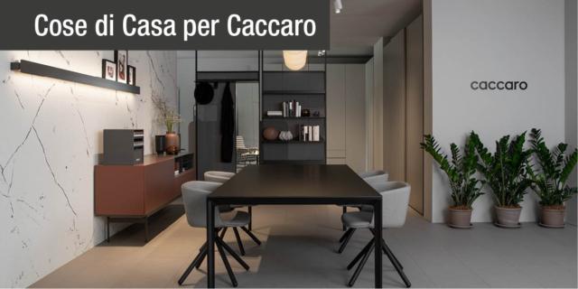 """Inaugurazione del primo """"concept in-store"""" Caccaro"""