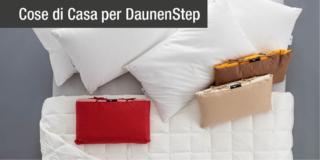 DaunenStep: la vocazione della piuma dal 1907