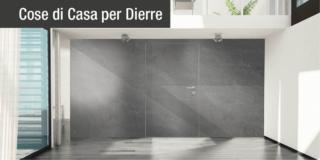 Tendenze interior design: Dierre presenta la sicurezza filomuro