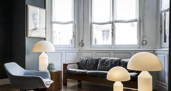 Oluce Open Days: lampade iconiche in vendita speciale
