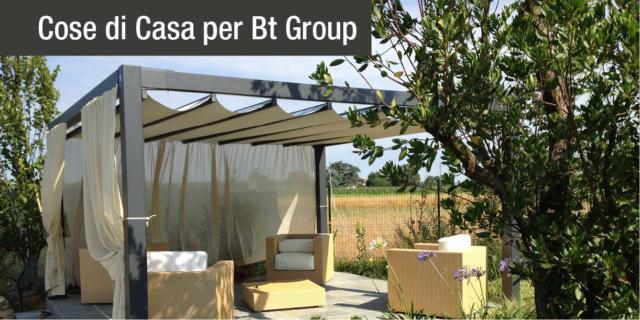 La nuova visione di garden living firmata BT Group