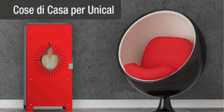 Unical, la stufa di design diventa… TUA