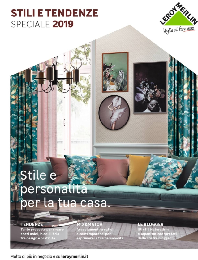 catalogo 2019 decorazione leroy merlin