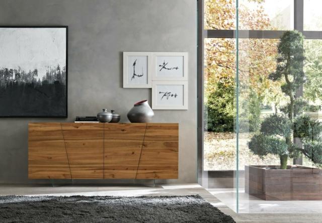 fgf mobili dsquare madia casa in stile industrial