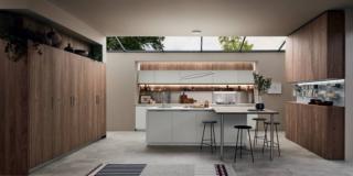 Armadi cucina, perfetti anche per il soggiorno open space