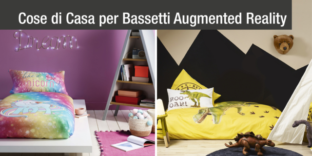 Dall'unicorno al dinosauro, il disegno sulle lenzuola Bassetti prende vita!