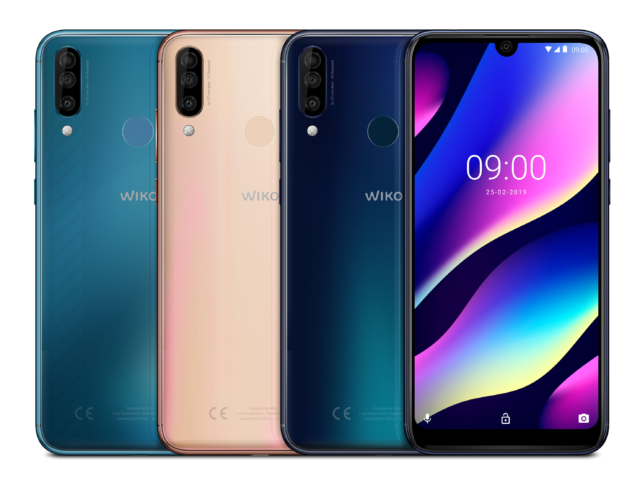 Wiko_View-3 - Black Friday