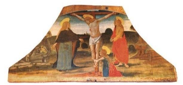 La ferita tra umano e divino. Arte antica e contemporanea a confronto da Francesco da Rimini a Lucio Fontana