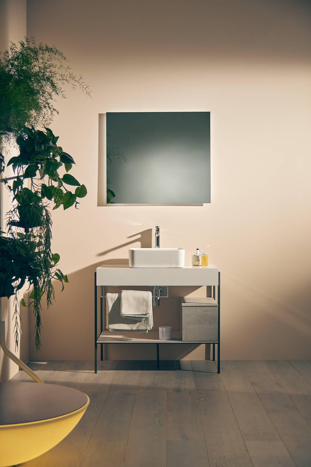 Super Bagno in stile industriale per una casa total look - Cose di Casa CM95