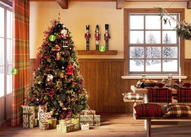 Lery Merlin Natale Traditional