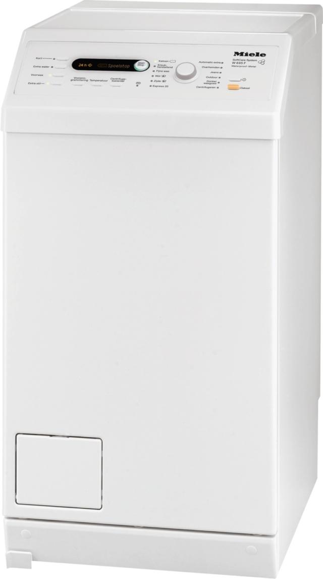 Miele-W 695 F WPM-lavatrice carica alto