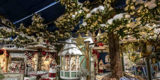 Incanto di Natale. La ventitreesima edizione del Villaggio di Natale Flover