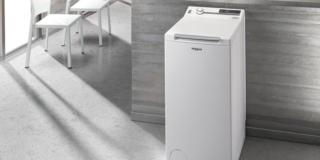 lavatrice con carica dall'alto