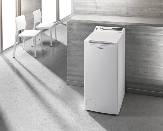 Whirlpool-ZEN TDLR 724-lavatrice alto