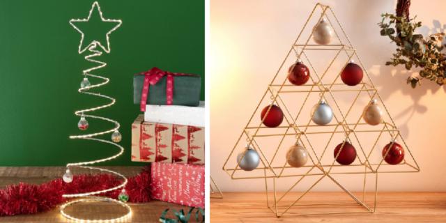 Albero di Natale: tradizionale o piccolo e salvaspazio?